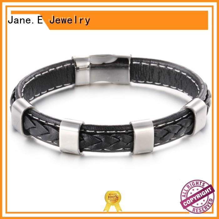 JaneE manual polishing minimalist jewelry wholesale for hands wear