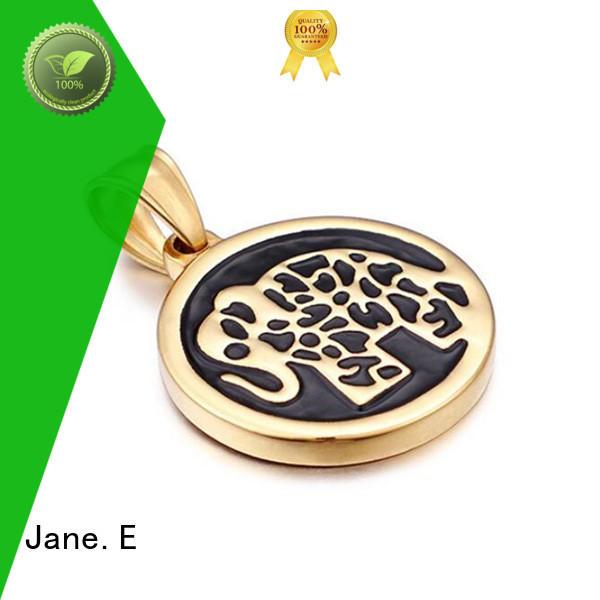 JaneE fashion mens chain pendant beautiful for men