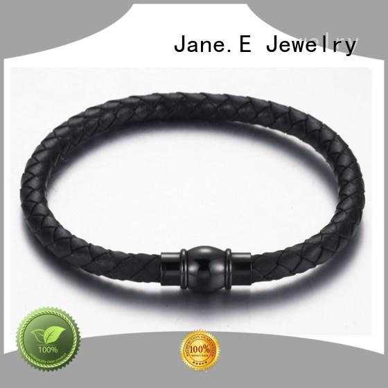 JaneE custom made stainless steel bangle exquisite manufacturer