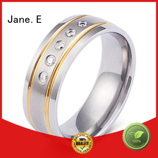 hypoallergenic custom made titanium wedding bands simple for engagement