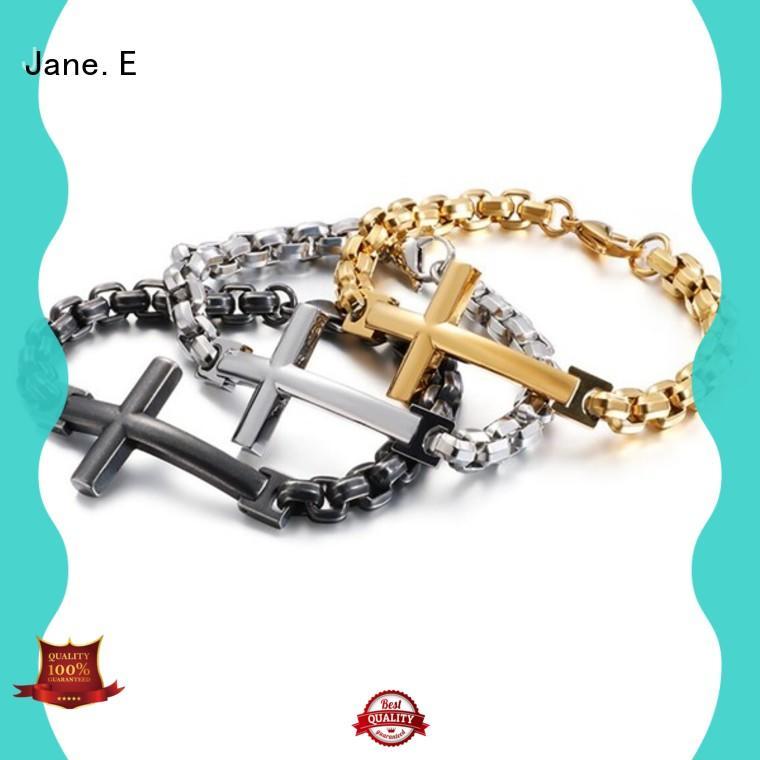 popular men's bracelets manual polishing wholesale for gifts