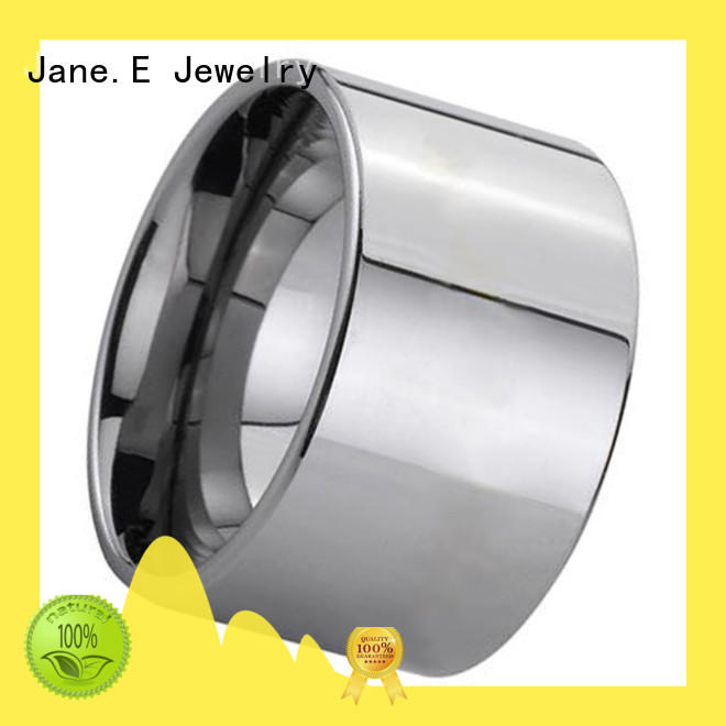 meteorite rose gold tungsten carbide ring exquisite for engagement JaneE