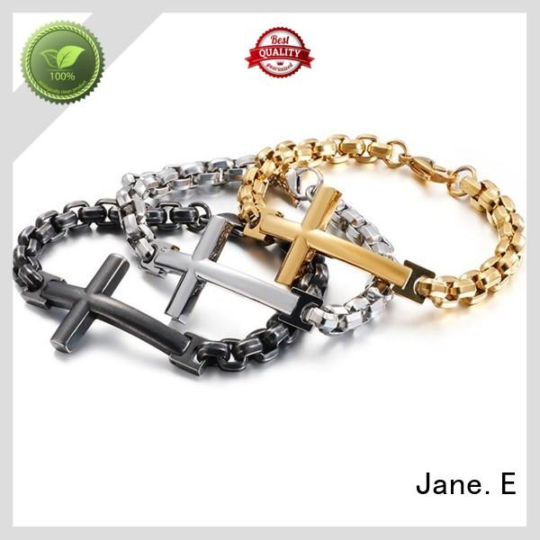 JaneE popular stainless steel jewelry customized for women