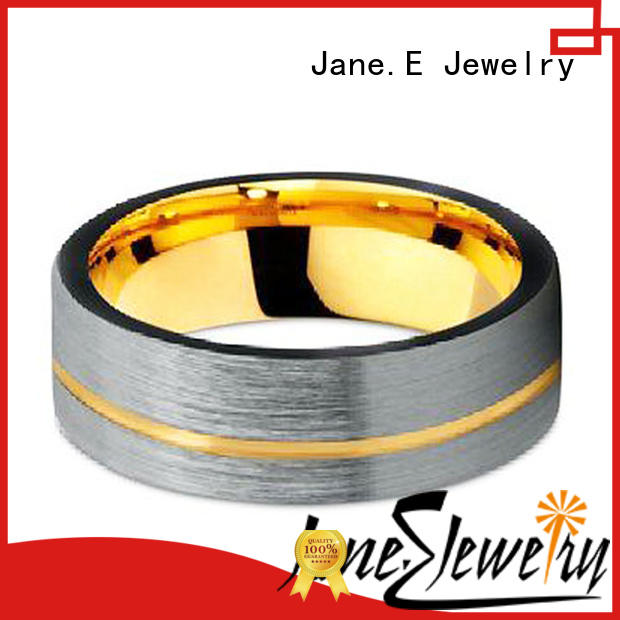 multi colors womens tungsten wedding bands meteorite exquisite for engagement
