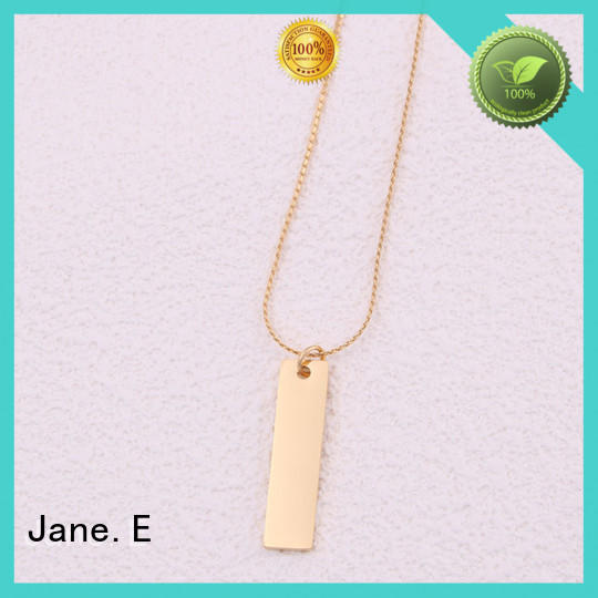 316l stainless steel necklace aromatherapy for decoration JaneE