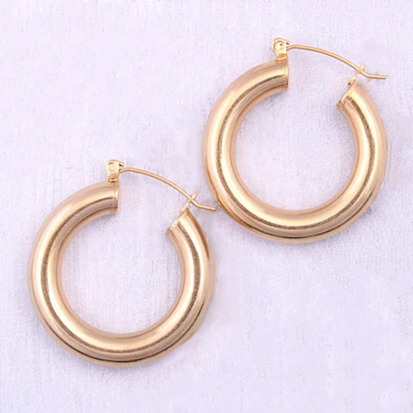 JaneE 316l no hole earrings OEM for decoration-3