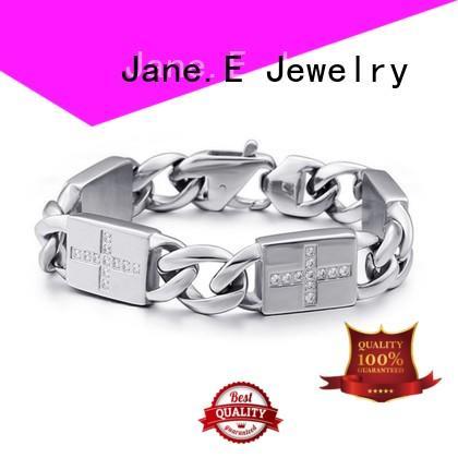 luxury stainless bracelet 316l wholesale for decoration