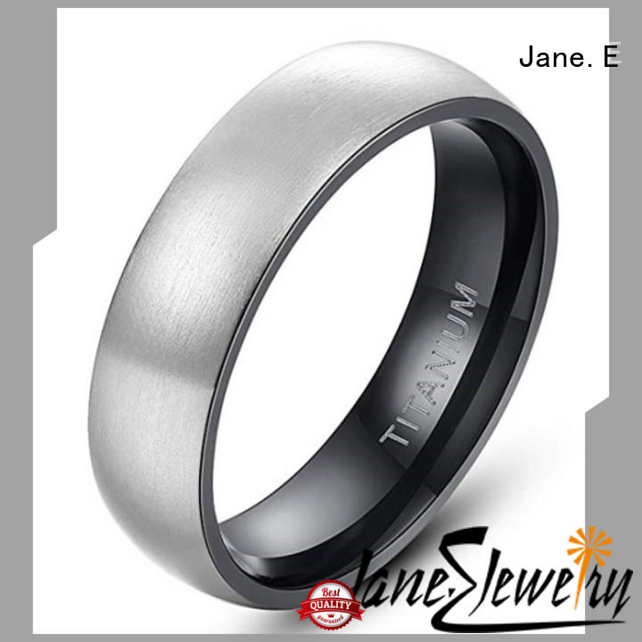 silver womens titanium engagement rings simple for engagement